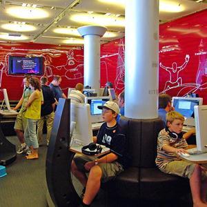 Интернет-кафе Зеленодольска