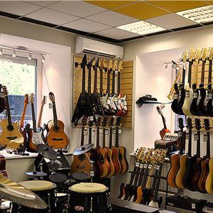 Музыкальные магазины Зеленодольска