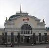 Железнодорожные вокзалы в Зеленодольске