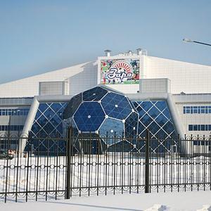 Спортивные комплексы Зеленодольска