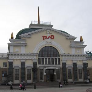 Железнодорожные вокзалы Зеленодольска
